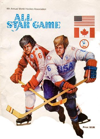 1976 WHA All-Star Program