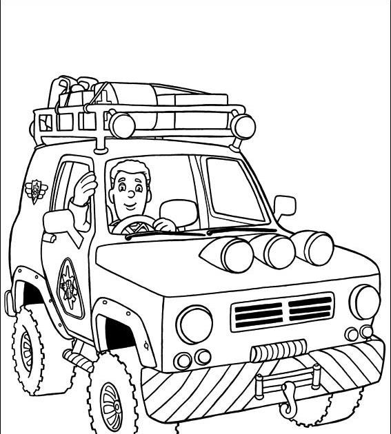 X22 Lustige Ausmalbilder Ausmalbilder Feuerwehrmann Sam Kostenlos Ausdrucken