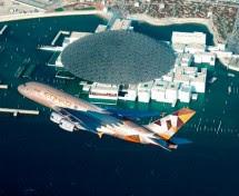 Maskapai penerbangan Etihad Airways (Foto Ist)