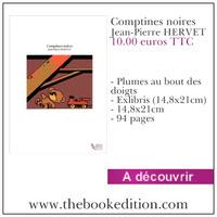 Le livre Comptines noires