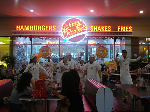 johnny rockets 007