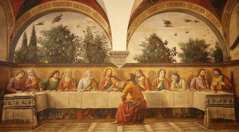 Il Cenacolo by Ghirlandaio