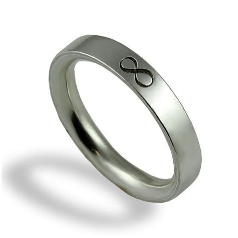 1000  ideas about Infinity Wedding Bands on Pinterest