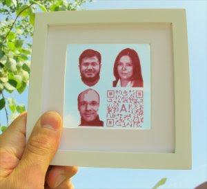 Fotografias e textos geram energia solar