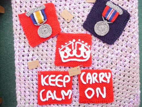Purlygalore (UK) Thank you! 'Wartime' Challenge.