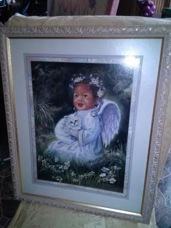 Home Interior Angel Picture Home Decor For Sale On Fort Campbell Bookoo