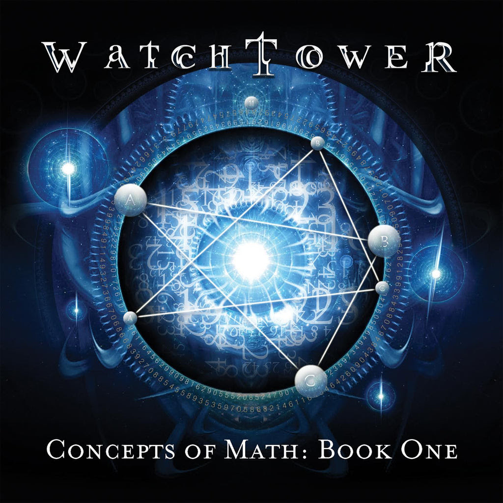 WATCHTOWER - 'Concepts Of Math: Book One' (Album MCD)