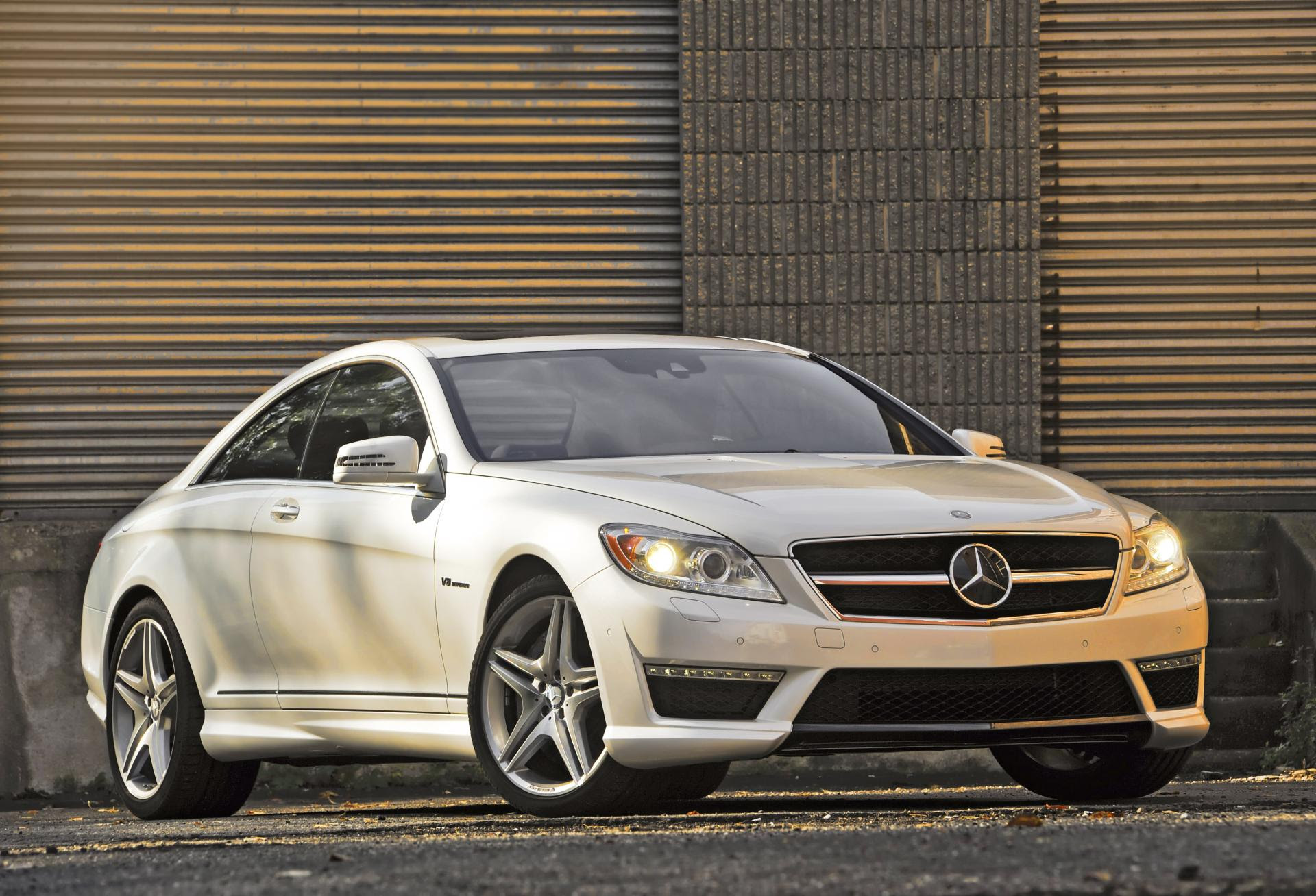2012 Mercedes-Benz CL-Class - conceptcarz.com