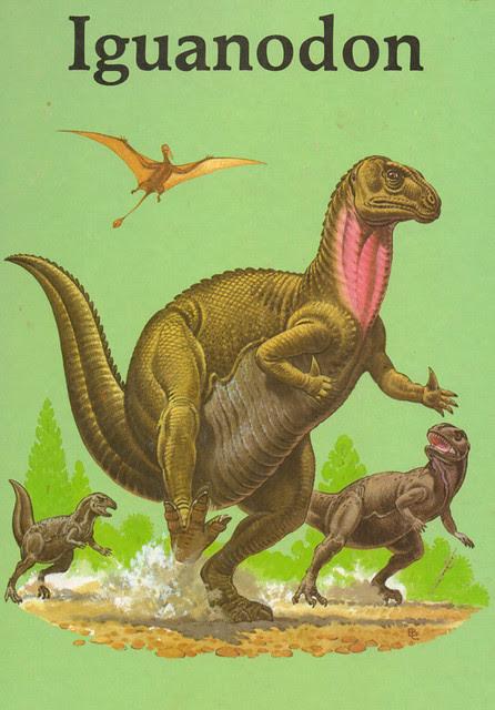 Iguanodon cover
