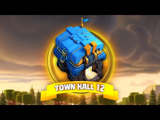 Clash Of Clans Town Hall 12 Update June 2018 Clashfarmer