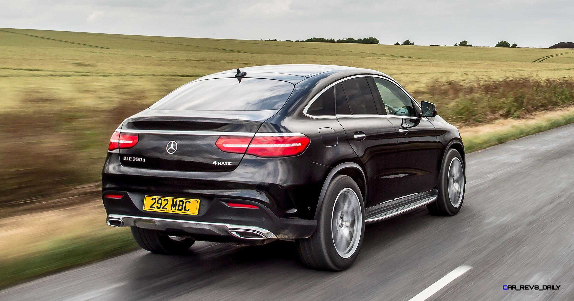 2016 Mercedes-Benz GLE-Class Coupe 30