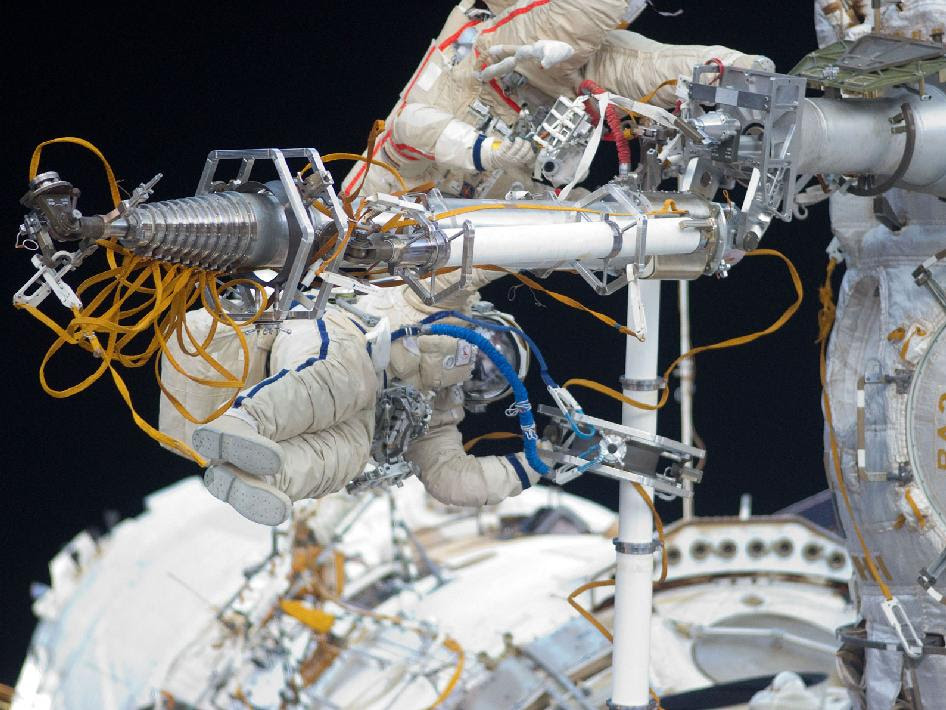 EVA to Add to the ISS