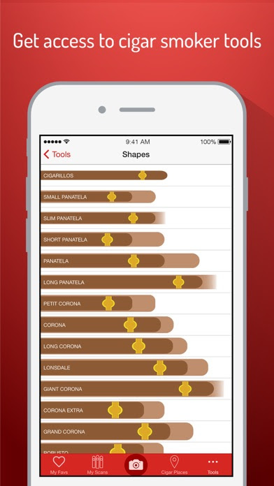 Cigar Scanner on the App Store