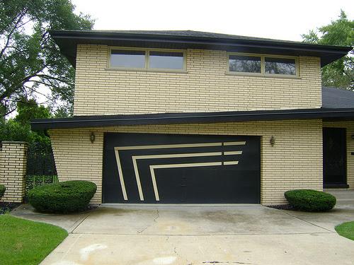 Modern Ideas And Designs For Garage Doors