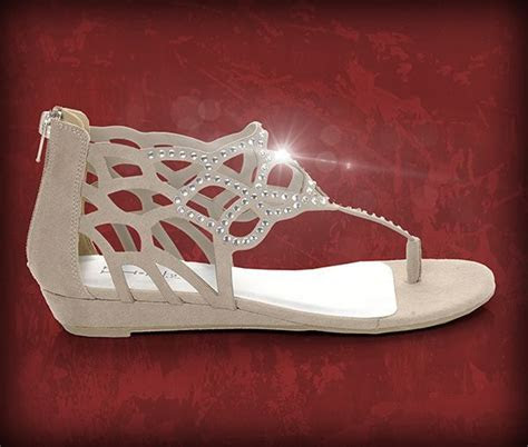 Women's Y Not Embellished Open Toe Sandal at Shoe Carnival