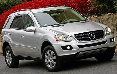 Used 2008 Mercedes-Benz M-Class Pricing & Features | Edmunds