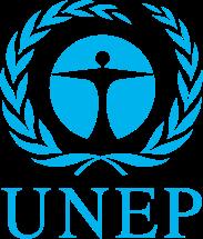 UNEP logo.