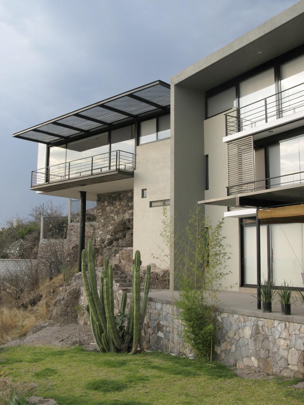 Casa-Privada-Arboledas, Factor-Arquitectura, Diseño, Interiores