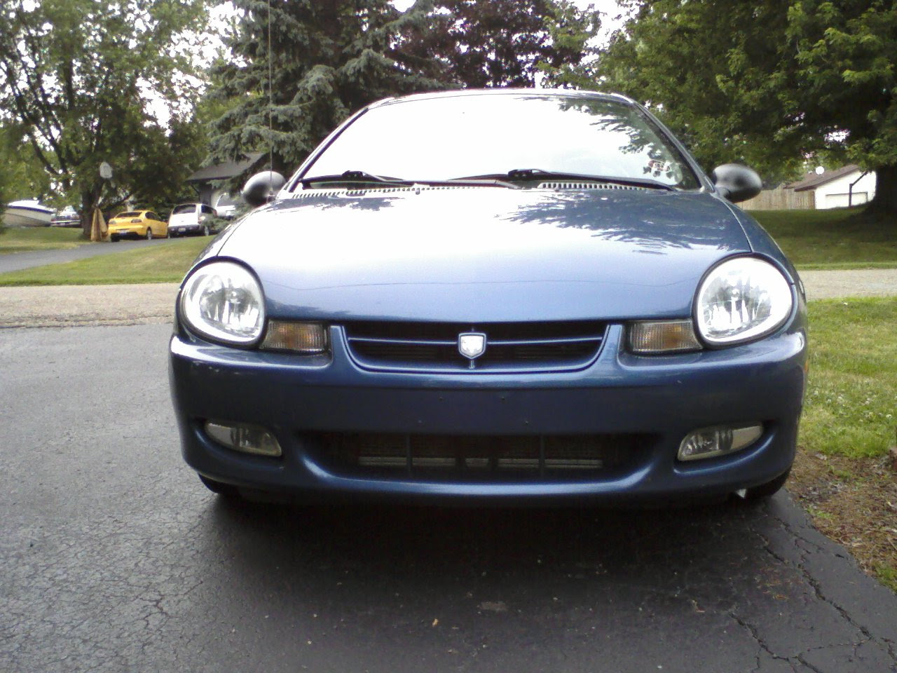 2002 Dodge Neon 4 Dr SXT Sedan picture