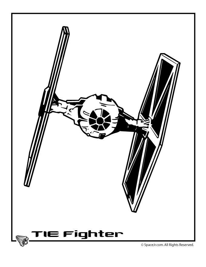 Tie Fighter | Children's Decor | Pinterest