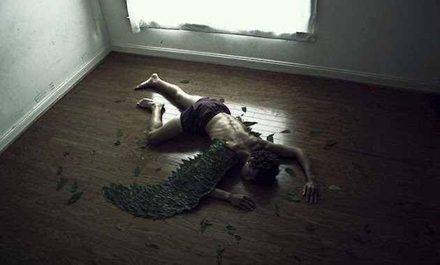 Young Photographer Takes Surreal Self-Portraits to Cope ...