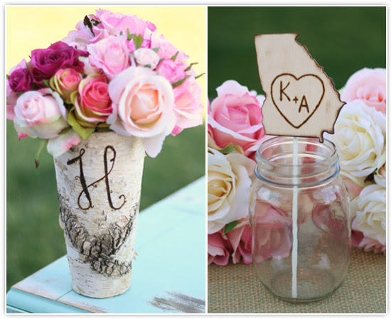 Unique Wedding Centerpieces | BravoBride