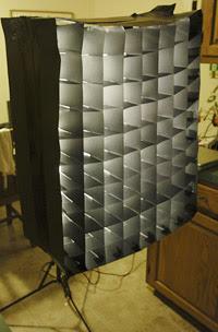 Strobist: DIY Softbox Grid for Under $10 00