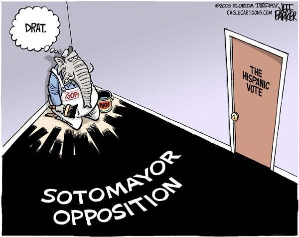 Cartoon by Jeff Parker