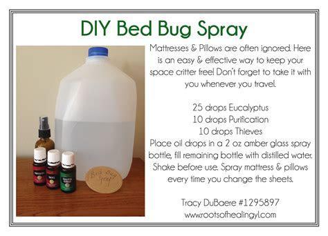 DIY Bed Bug Spray with Essential Oils   Oils   Pinterest   Bed bug spray, Sprays and Essentials