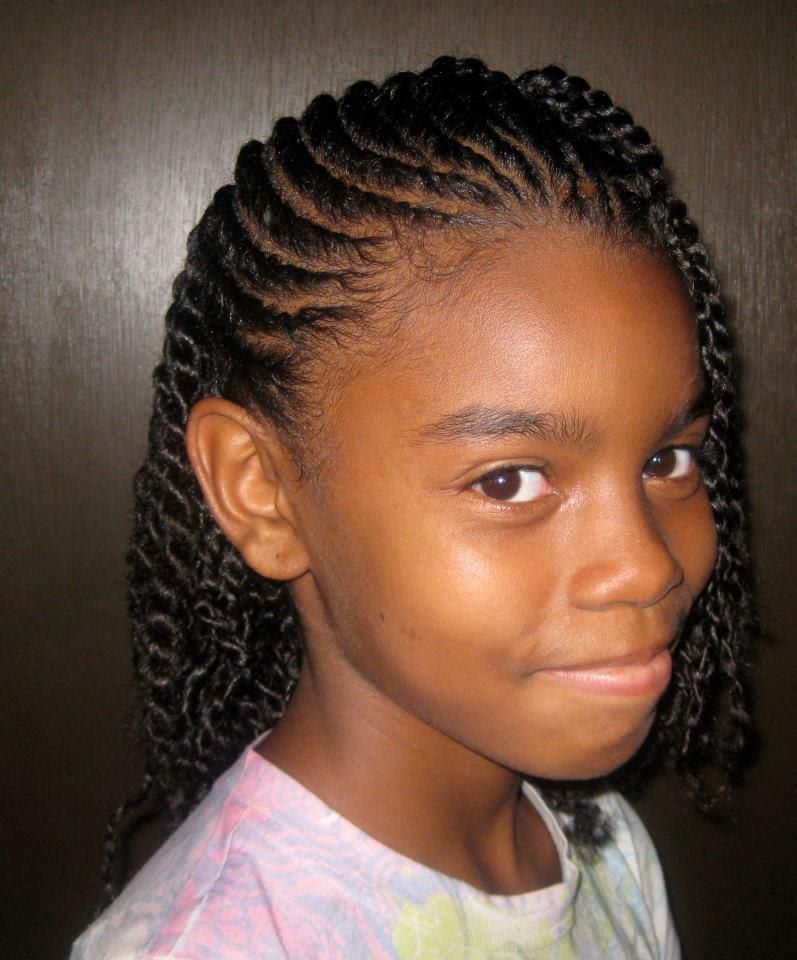 Braiding Hairstyles Ideas For Black Women - The Xerxes