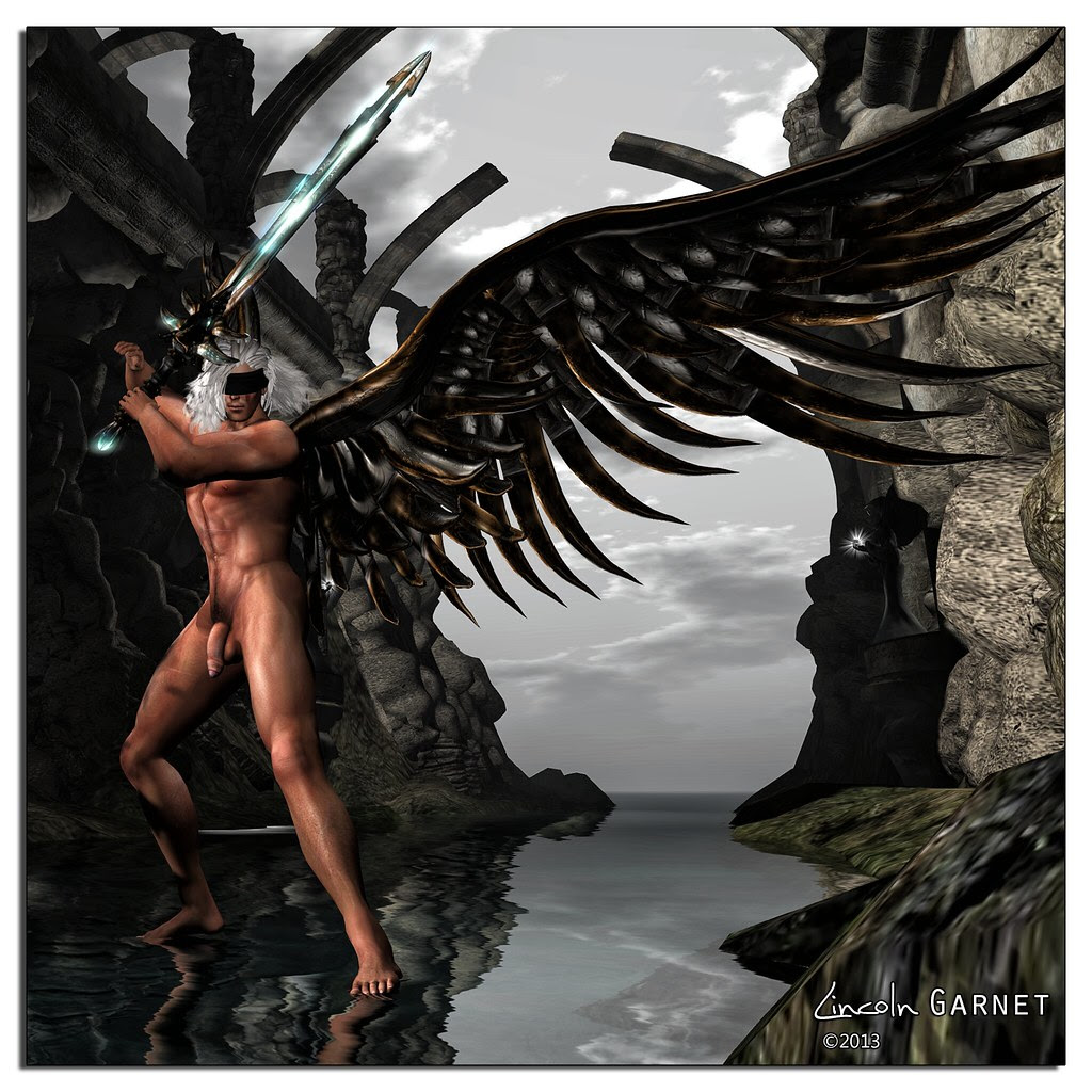 Healing Angel - Redemption [Lincoln 01292013 07]