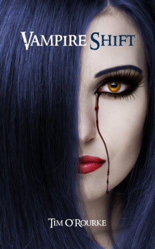 Vampire Shift (Book One) The Kiera Hudson Trilogy