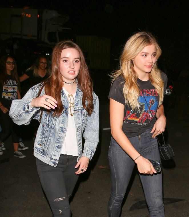 Chloe Moretz and Kaitlyn Dever: We Can Survive Concert -15