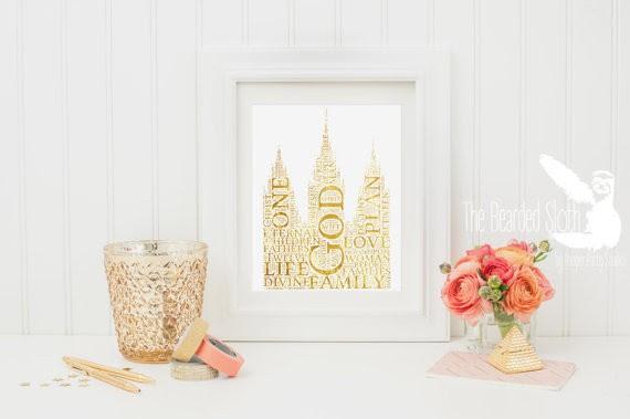 gold foil temple 2