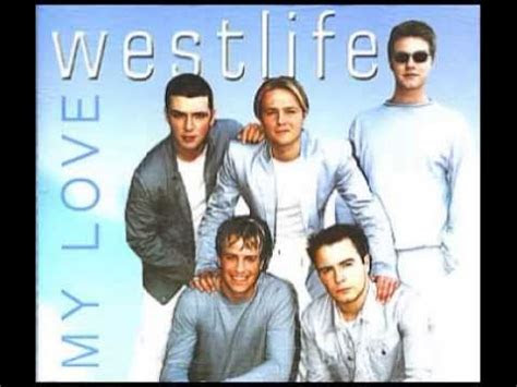 westlife song mp  love youtube