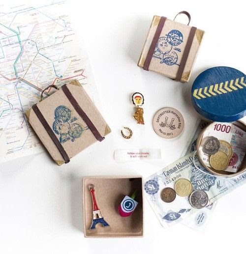 Design Sponge mini suitcase DIY
