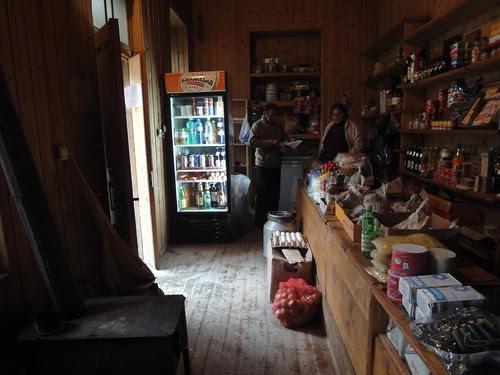 comida na Geórgia