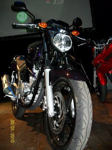 Yamaha YS250 Fazer 2011