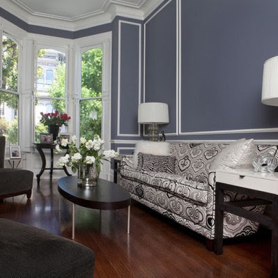 Boston.com - Paint Color Dior Grey Design Ideas, Pictures, Remodel ...