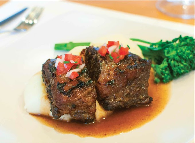 ROY'S BRAISED SHORT RIBS OF BEEF