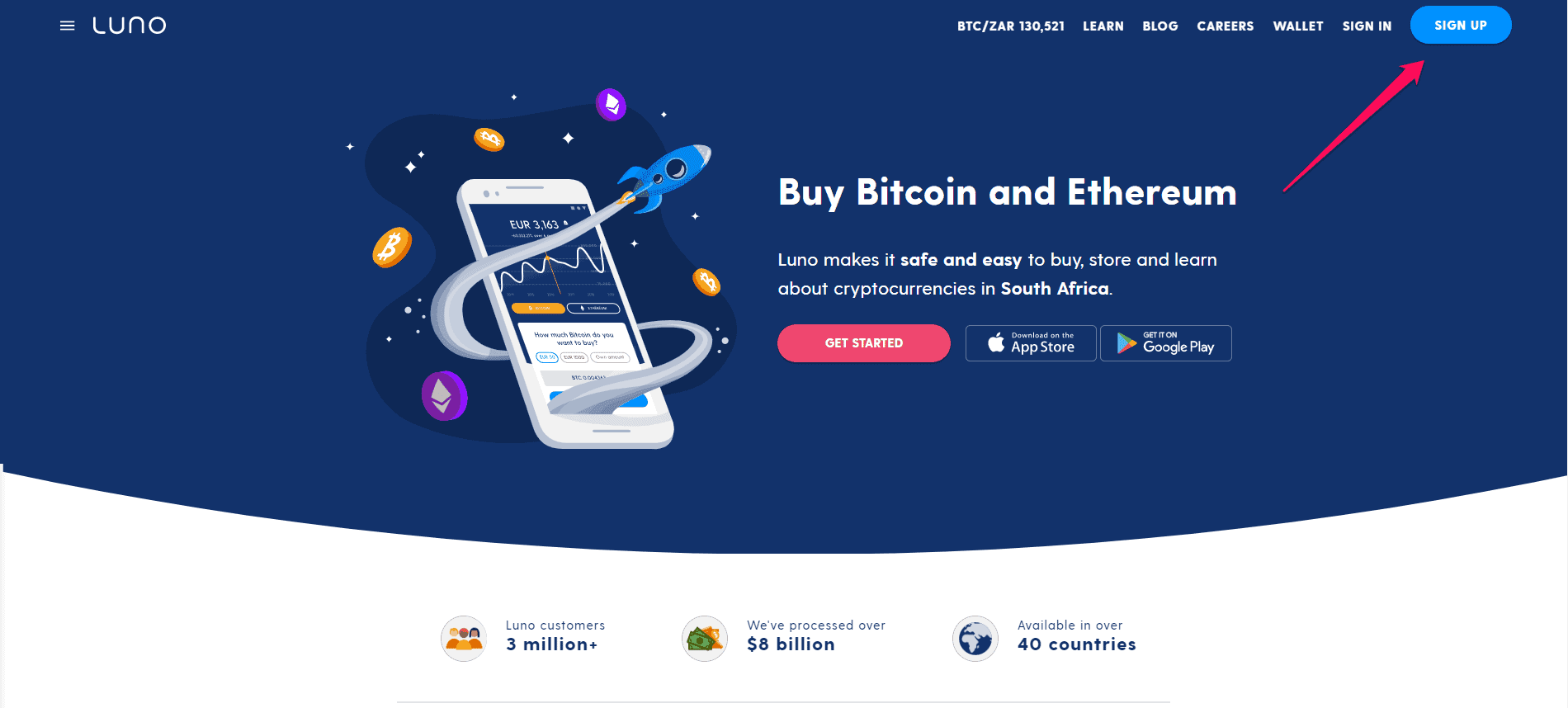 Luno Bitcoin Wallet The Only Guide You Need Open A Free Wallet