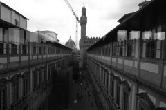 Florence - View from the Uffizi
