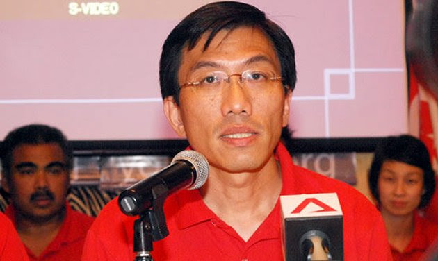 SDP's secretary-general Chee Soon Juan is one of the four SDP members convicted of being part of an illegal assembly in 2008. (Yahoo! file photo)