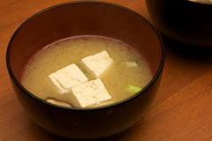 miso soup by lisa