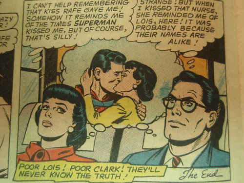 """Superman's Girlfriend Lois Lane"" #52 022"