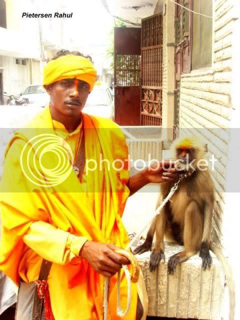 Monkey-Man@ RahulSharma