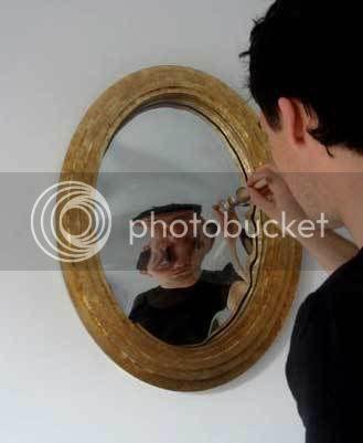 weird furniture design flect magic mirror
