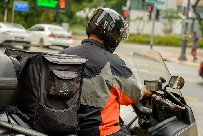 Image result for uber eats india