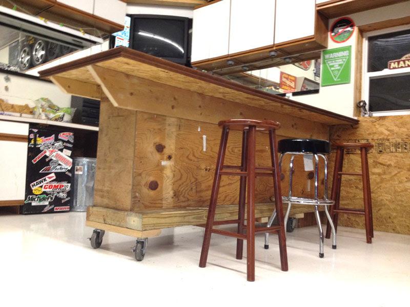 32x40 Pole Barn Shop Man Cave Archive The Garage Journal Board