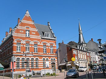 Ciney (Belgium), the Rotary club. Nederlands: ...
